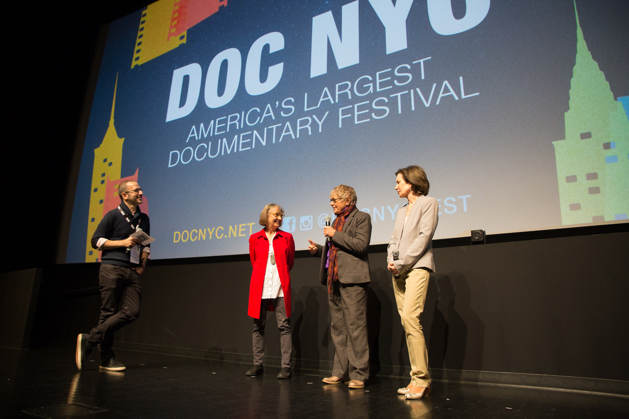 """""""Miracle on 42nd Street"""" premieres at DOC NYC"""